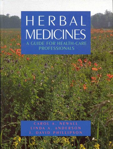 9780853692898: Herbal Medicines: A Guide for Healthcare Professionals