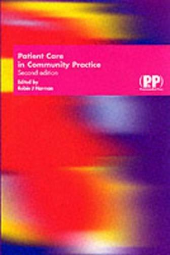9780853694502: Patient Care in Community Practice: A Handbook of Non-medicinal Healthcare