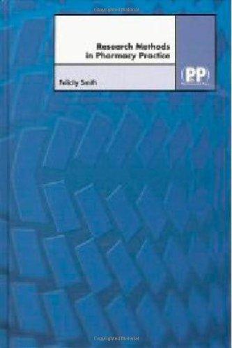 9780853694816: Research Methods in Pharmacy Practice