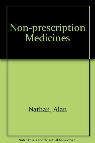 9780853695066: Non-Prescription Medicines