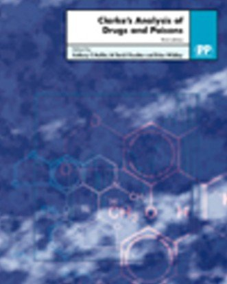 9780853695622: Clarke's Analysis of Drugs and Poisons