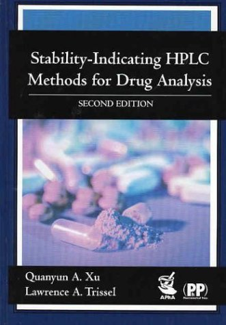9780853695646: Stability-indicating HPLC Methods for Drug Analysis