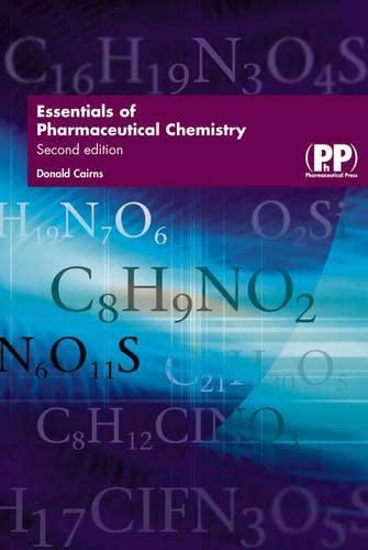 9780853695707: Essentials of Pharmaceutical Chemistry