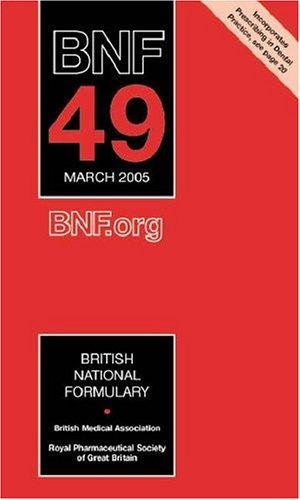 9780853696315: British National Formulary (BNF) 49 (v. 49)