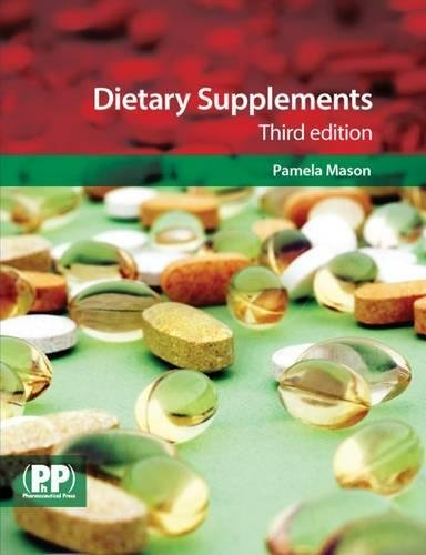 9780853696537: Dietary Supplements, 3rd Edition