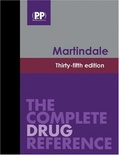 Martindale - Complete Drug Reference CD-ROM: Single User: Sweetman, Sean Ed