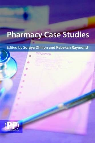 9780853697244: Pharmacy case studies