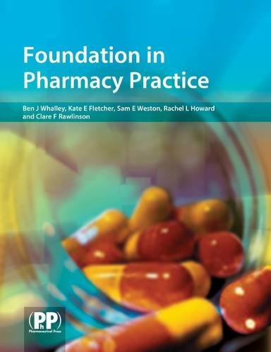 9780853697473: Foundation in Pharmacy Practice