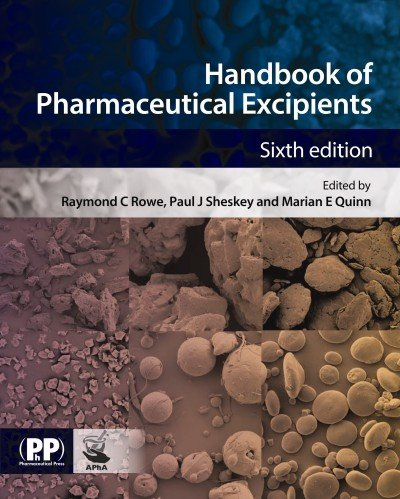 9780853697947: Handbook of Pharmaceutical Excipients: Book and CD-ROM Pkg (Rowe, Handbook of Pharmaceutical Excipients)