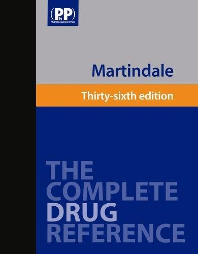 Image result for martindale the complete drug reference