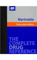 9780853698425: Martindale: The Complete Drug Reference, 36th Edition (Book & CD-ROM Package)
