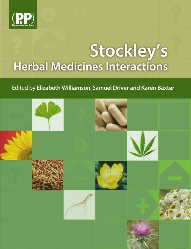 9780853698654: Stockley's Herbal Medicines Interactions (Book and CD-ROM Package)