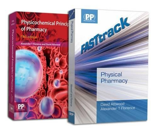 9780853699927: Physical Pharmacy - Textbook and Revision / Study Guide Package: Physicochemical Principles of Pharmacy 5th Ed / Fasttrack: Physical Pharmacy