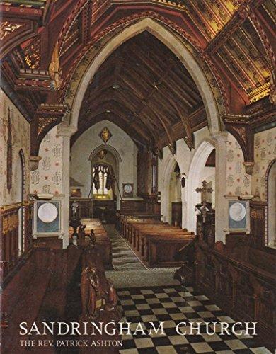 Sandringham Church - St. Mary Magdalene: Reverend Patrick Ashton