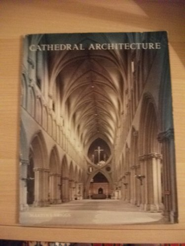 9780853720836: Cathedral Architecture (Pride of Britain S.)