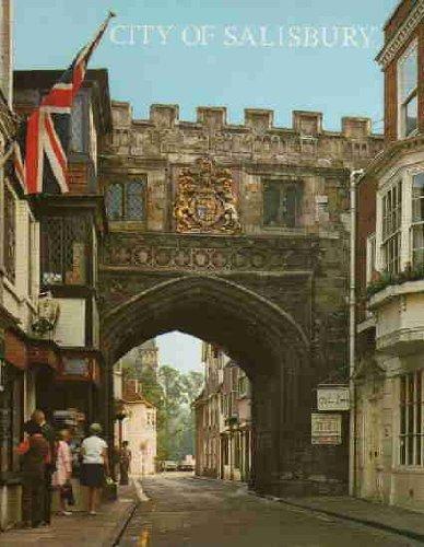 City of Salisbury: Pitkin Pictorials Ltd