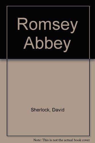 Romsey Abbey (9780853721970) by David Sherlock