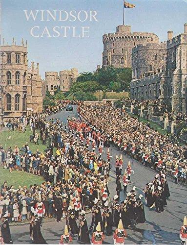 9780853722359: Windsor Castle (Pride of Britain)
