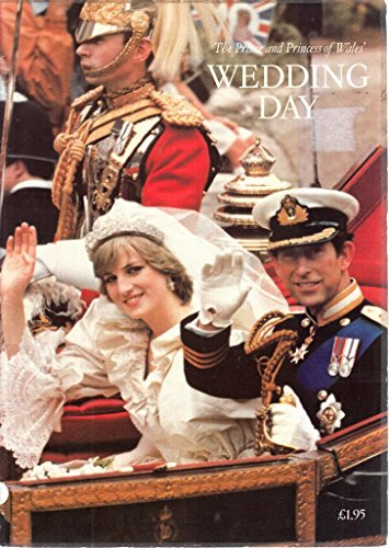 9780853723325: The Prince and Princess of Wales' Wedding Day