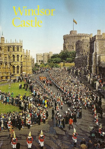 9780853723639: Windsor Castle (Britains Heritage S)