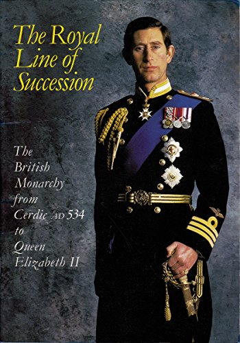 9780853724049: The Royal Line of Succession