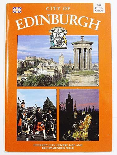 9780853724728: City of Edinburgh (Pitkin Guides)
