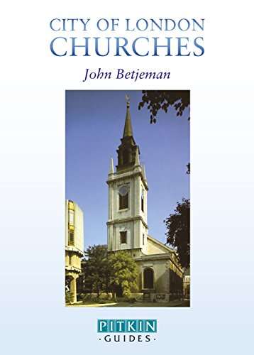 9780853725657: City of London Churches (Sovereign)