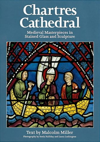 9780853726593: Chartres Cathedral Stained Glass - English