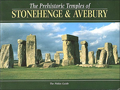 The Prehistoric Temples of Stonehenge & Avebury: Sugden, Keith