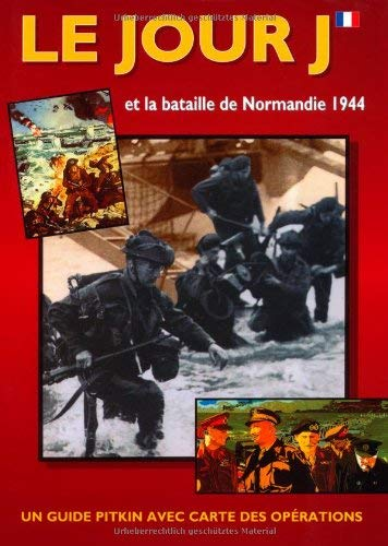 9780853727255: D-Day and the Battle of Normandy - French