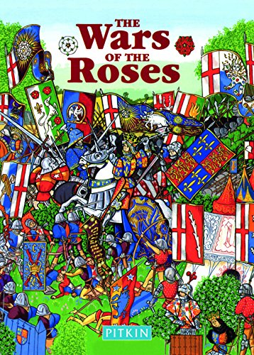 9780853727798: The Wars of the Roses (Pitkin Guides)