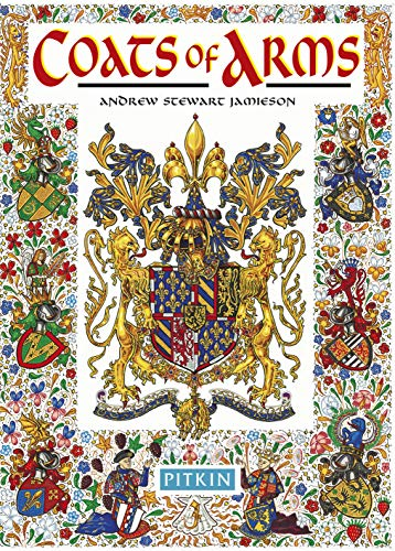 9780853728702: Coats of Arms (Pitkin Guides)