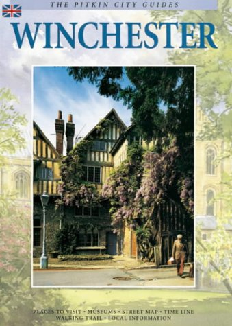 9780853729242: Winchester City Guide (The Pitkin city guides)