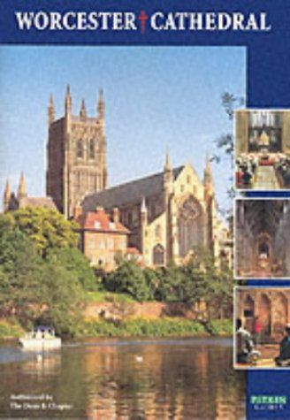 9780853729303: Worcester Cathedral