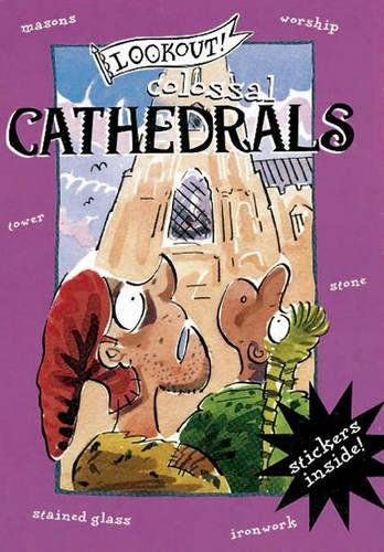 9780853729662: Lookout! Cathedrals: Colossal Cathedrals
