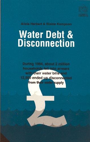 Water Debt and Disconnection: Alicia Herbert