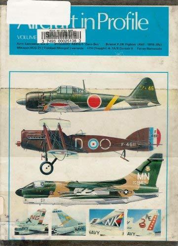 9780853830214: Aircraft in Profile, Vol. 12