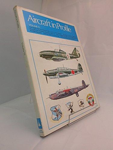 9780853830221: Aircraft in Profile, Vol. 12