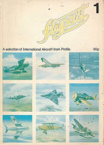 9780853831907: Flypast Vol. 1: A Selection of International Aircraft from Profile