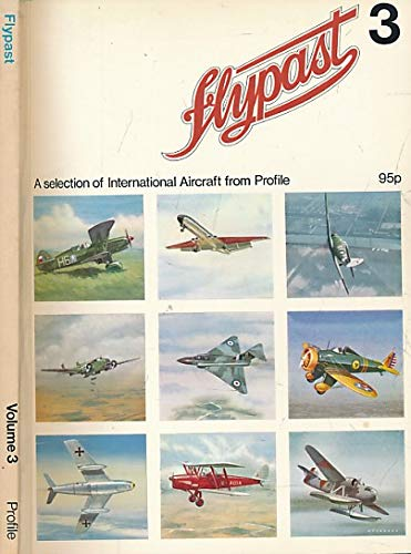 9780853831921: Flypast Vol. 1: A Selection of International Aircraft from Profile