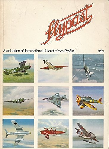 9780853831952: Flypast Vol. 1: A Selection of International Aircraft from Profile