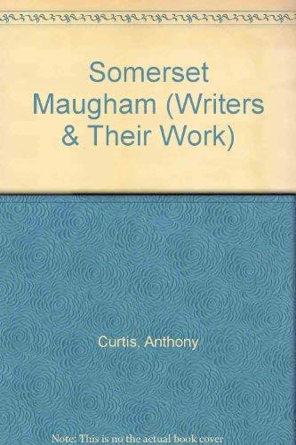 9780853835882: Somerset Maugham