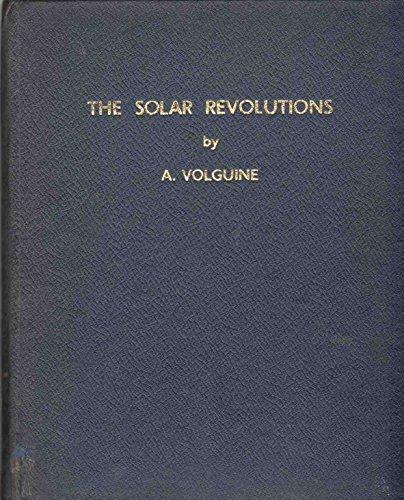9780853870357: Technique of Solar Revolutions