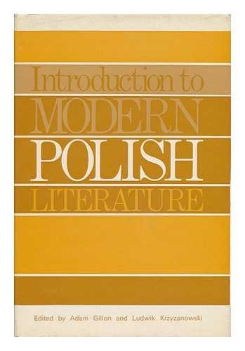 9780853910909: Introduction to Modern Polish Literature