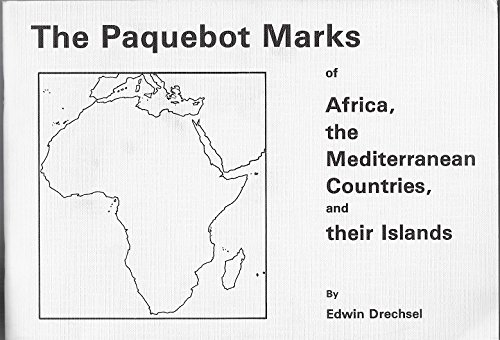 9780853971856: Paquebot Marks of Africa, the Mediterranean Countries and Their Islands