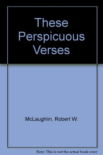 9780853981183: These Perspicuous Verses