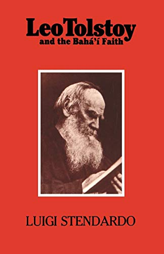 9780853982159: Leo Tolstoy And The Baha'i Faith