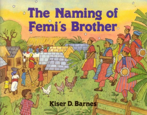 9780853982326: The Naming of Femi's Brother
