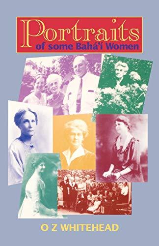 9780853984030: Portraits of Some Baha'i Women