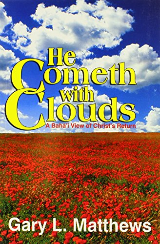 9780853984085: He Cometh with Clouds